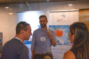 ICIS Exhibitor, ANT Neuro