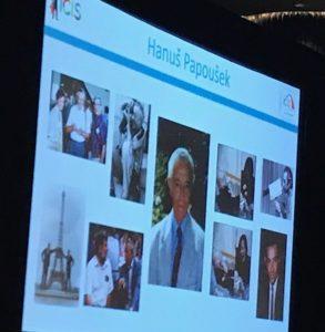 Hanus Papousek - Posthumous Contribution Award Winner