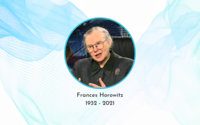 Frances Horowitz, a pioneer in infant studies research passes away